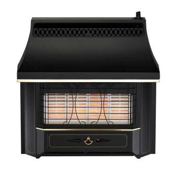 Valor Black Beauty Radiant Outset Gas Fire