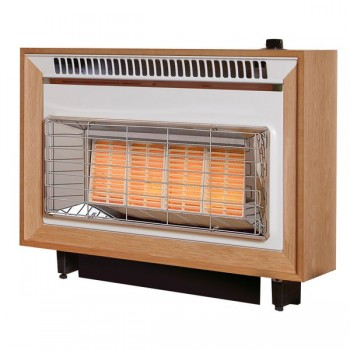 Flavel Misermatic Radiant Electronic Outset Gas Fire
