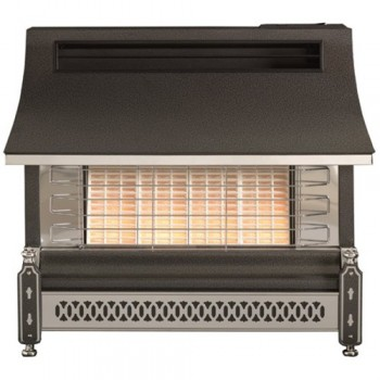 Robinson Willey Sahara Radiant Electronic Outset Gas Fire