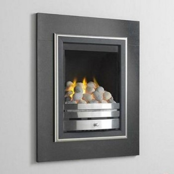 Wildfire Ellipsis Wall Mounted Gas Fire