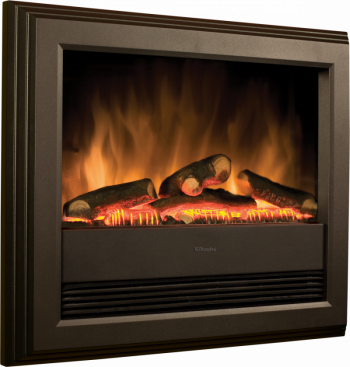 Dimplex Optiflame Bach Wall Mounted Electric Fire