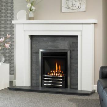 Trent Fireplace Benidorm Timber Mantel