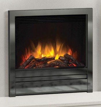 "Elgin & Hall 22"" Chollerton Electric Fire with Edge fascia"