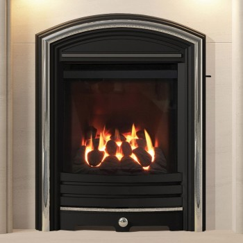 Elgin & Hall Eclipsim Cast Fascia Inset Gas Fire