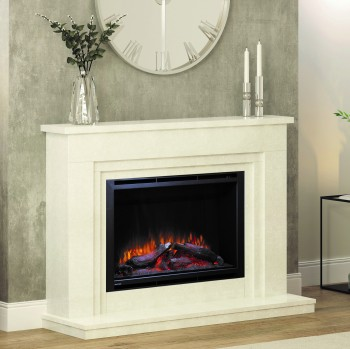 Elgin & Hall Wayland Electric Fireplace