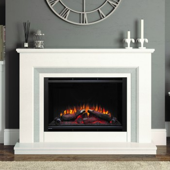 Elgin & Hall Cassius Electric Fireplace