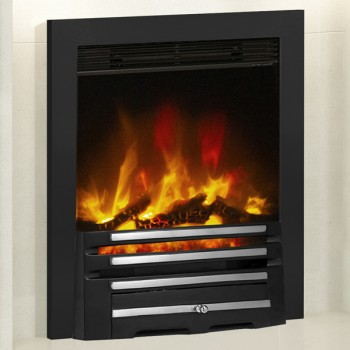"Elgin & Hall 16"" Beam Electric Fire with Belmont fret"