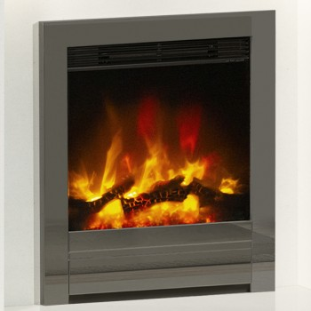"Elgin & Hall 16"" Beam Electric Fire with Edge fascia"