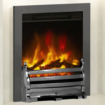 "Elgin & Hall 16"" Beam Electric Fire with Hampden fret"