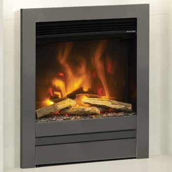 "Elgin & Hall Pryzm 16"" Electric Fire with Edge fascia"