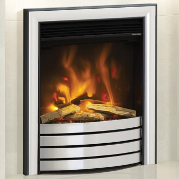 "Elgin & Hall Pryzm 16"" Electric Fire with Devotion fascia"