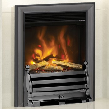 "Elgin & Hall Pryzm 16"" Electric Fire with Hampden fret"