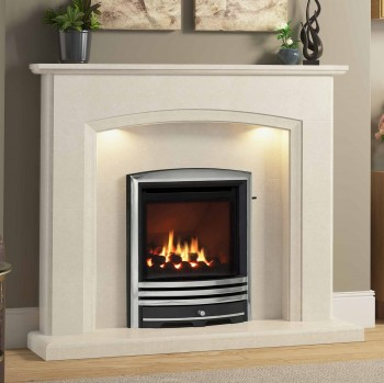 Elgin & Hall Eliana Marble Surround