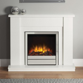 Elgin & Hall Cotsmore Marble Electric Fireplace