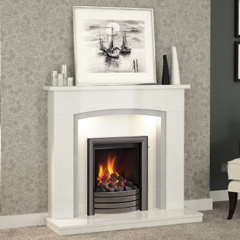 Elgin & Hall Florano Micro Marble Surround