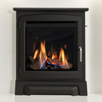"""Elgin & Hall 16"""" Chollerton Cast Stove Front Inset Gas Fire"""