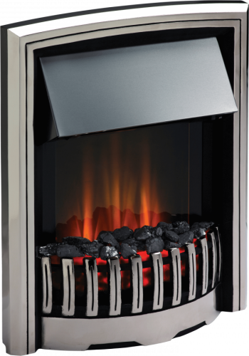 Dimplex Optiflame Rockport Inset Electric Fire