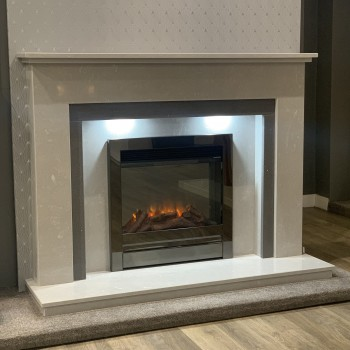 Cliftons Luna Marble Surround