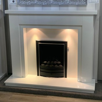 Cliftons Newbury Marble Surround