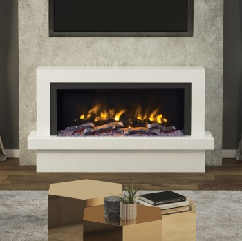 "Elgin & Hall Pryzm 57"" Impero Electric Fireplace"