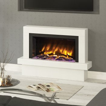 "Elgin & Hall Pryzm 47"" Impero Electric Fireplace"
