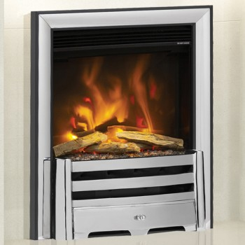 "Elgin & Hall Pryzm 16"" Electric Fire with Brantley fret"