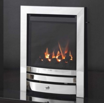 Wildfire Pesaro High Efficiency Slimline Inset Gas Fire
