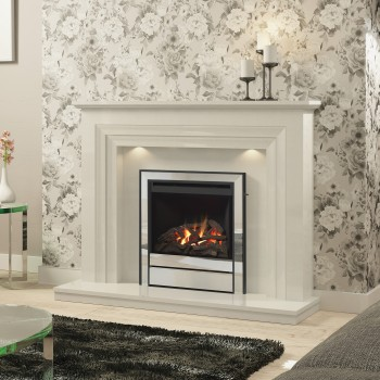 Elgin & Hall Vitalia Micro Marble Surround
