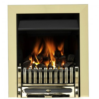 Valor Centre Trueflame Full depth Full/half trim Alton/Clifton & Bauhaus Convector Gas Fire