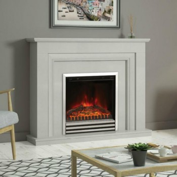 Elgin & Hall Amorina Electric fireplace.