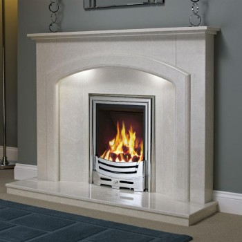 Be Modern Andorra Marble Surround