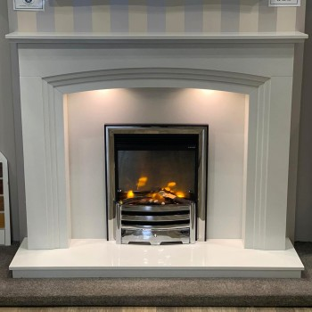 Cliftons Arboath Marble Surround