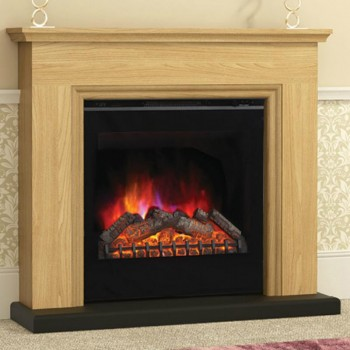 Elgin & Hall Berkley Electric fireplace.