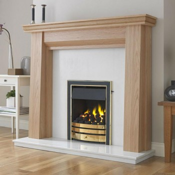 Wildfire The Cavello XE Hearth Mounted Gas Fire
