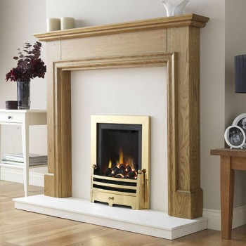 Wildfire The Ceralis Slimline Hearth Mounted Gas Fire