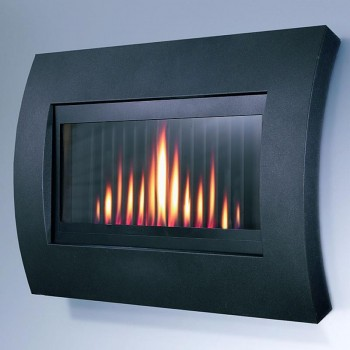 Flavel Curve Hole-In-The-Wall Gas Fire