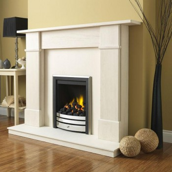Wildfire The Ellipsis Hearth Mounted Gas Fire