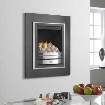 Wildfire The Ellipsis Wall Mounted Gas Fire