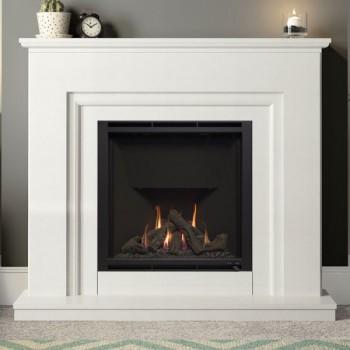 Elgin & Hall Embleton Marble Gas Fireplace