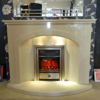 54 inch Wincanton Marble Surround