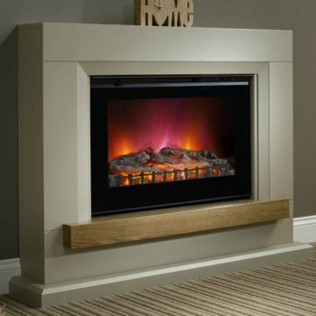 Elgin & Hall Heywood Electric fireplace.