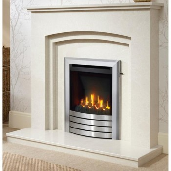 Be Modern Mid Depth HE Gas fire with Design Trims - 5 years guarantee
