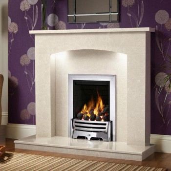 Be Modern Isabelle Marble Surround