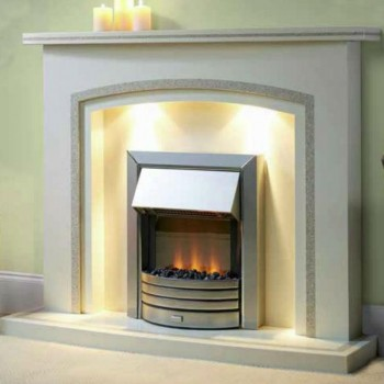 54 inch Kingsmere Marble Surround