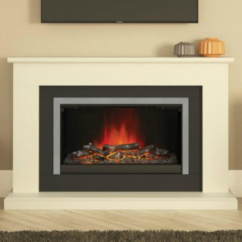 Elgin & Hall Lindwell Electric fireplace.
