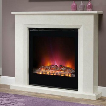 Elgin & Hall Lorento Electric fireplace.