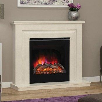 Elgin & Hall Mariella Electric fireplace.
