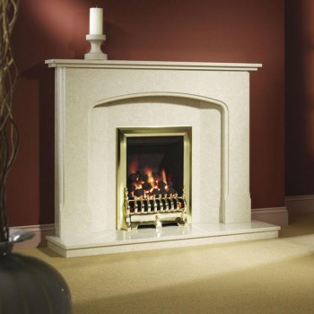 Be Modern Octavia Marble Surround