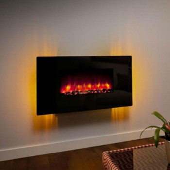 Elgin & Hall Ontario Wall Mounted electric fire