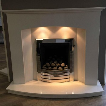 48 inch Paris Marble Surround